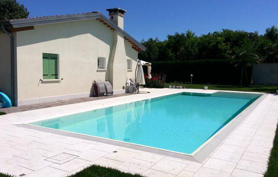 Dimensioni della piscina