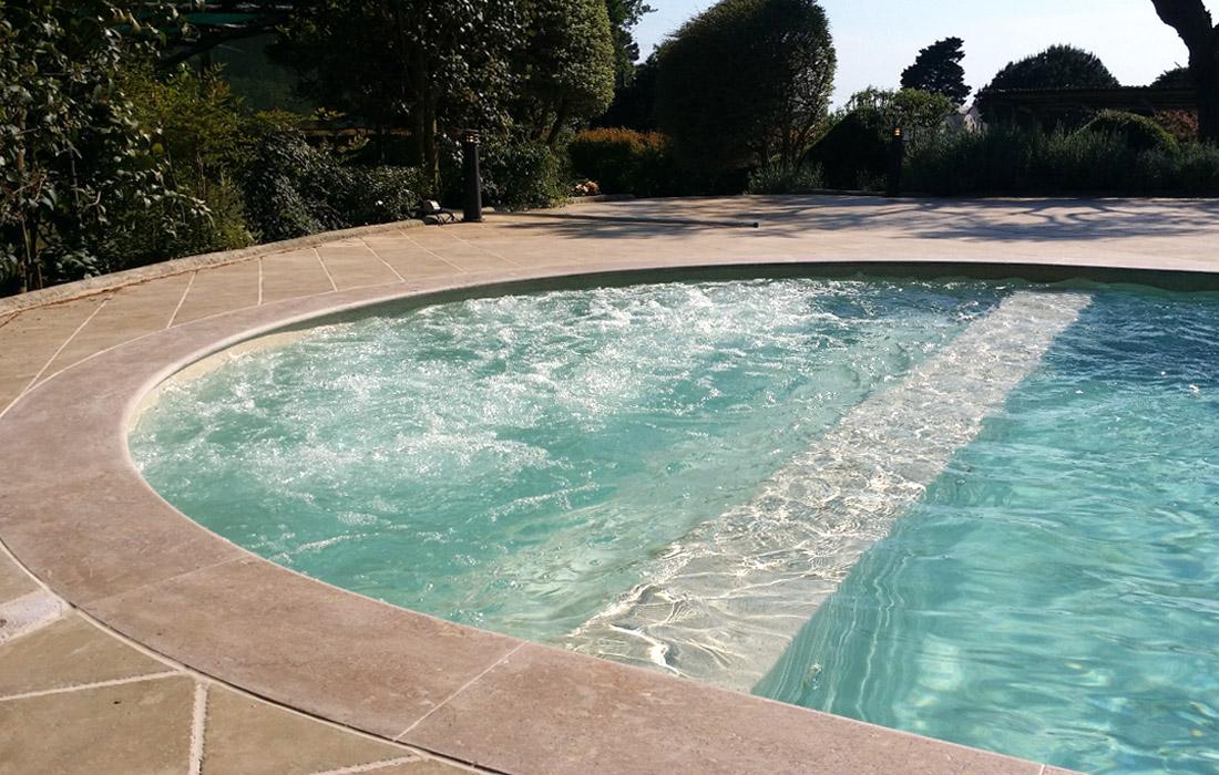 Ristrutturare la piscina